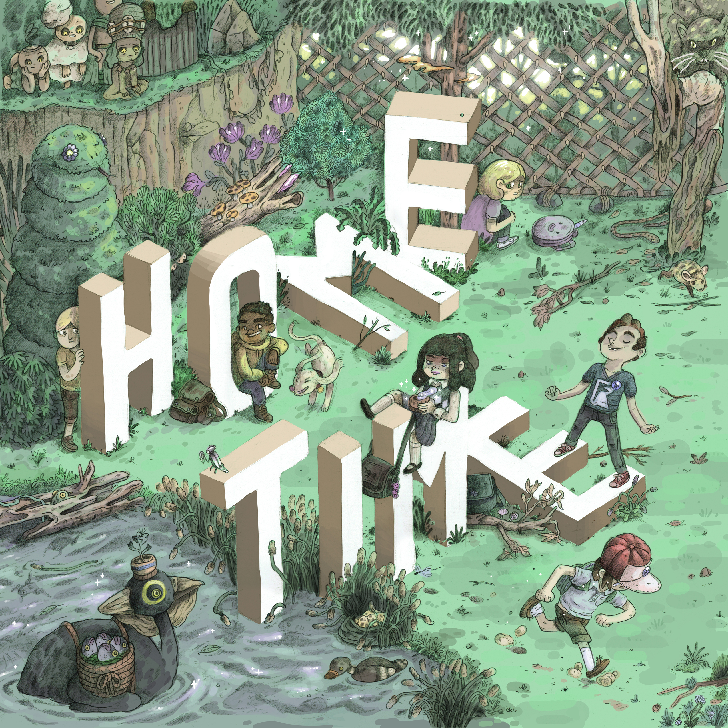 home time promo cover 1